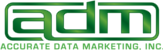 Accurate Data Marketing, Inc. Logo